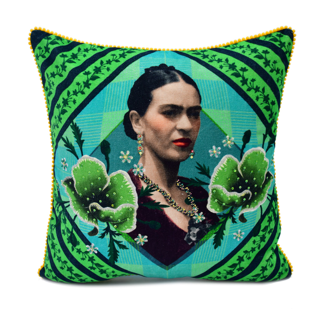 Frida Personal Style Inspired Pillow 18