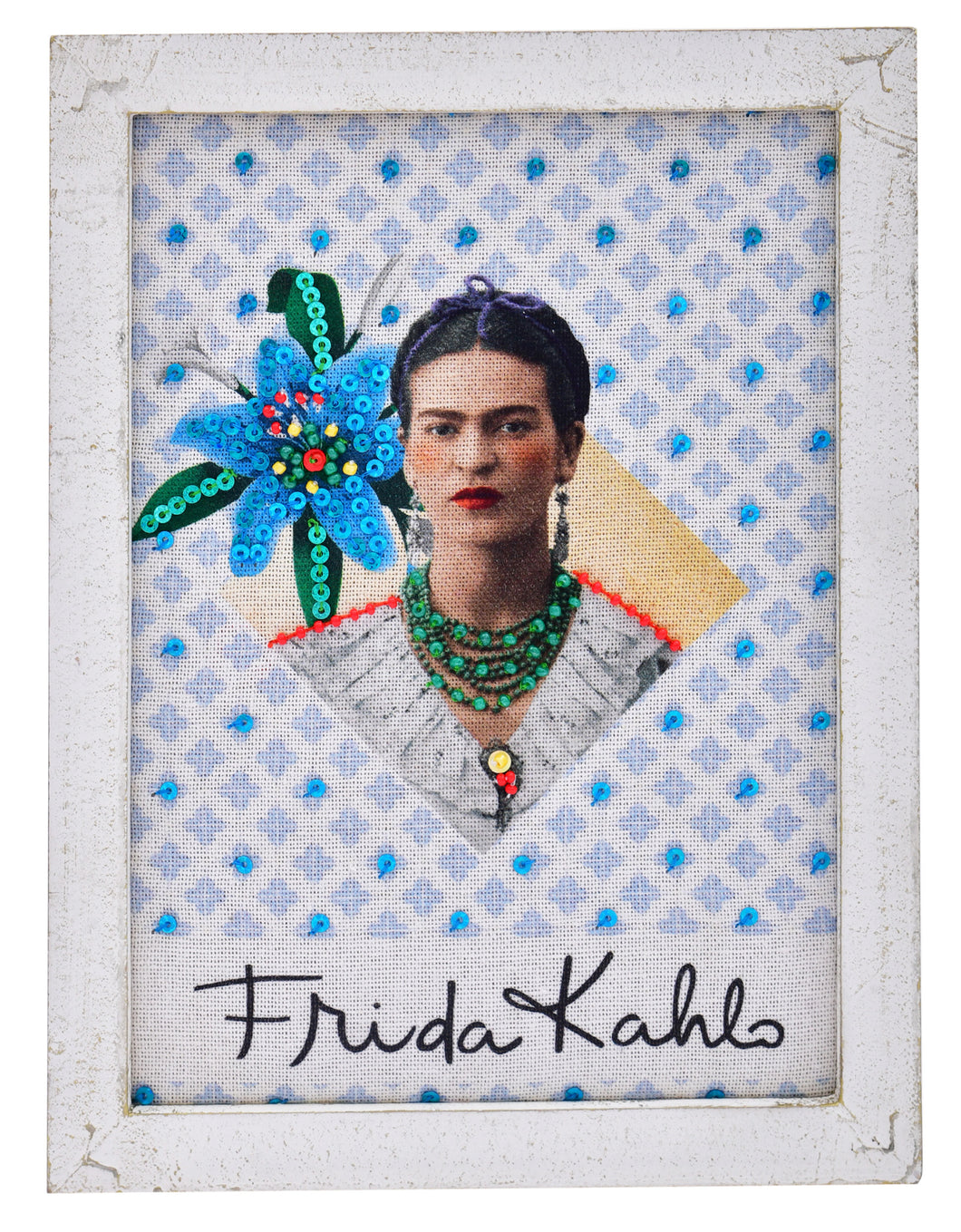 Frida Kahlo  Embroidery Wall Art 6