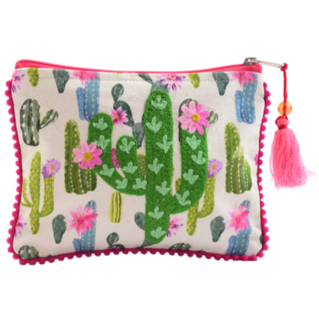 Wilderness Country Cactus Pouch 6