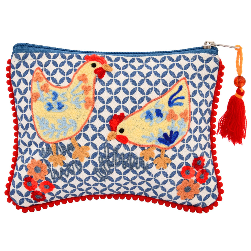 Country Chicken Pouch 6