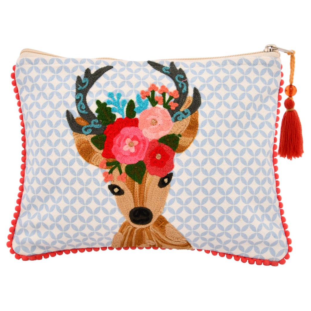 Freedom Reindeer Pouch 7.5
