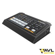 Load image into Gallery viewer, AVMatrix HVS0401 4 Channel HDMI Live Streaming Video Switcher