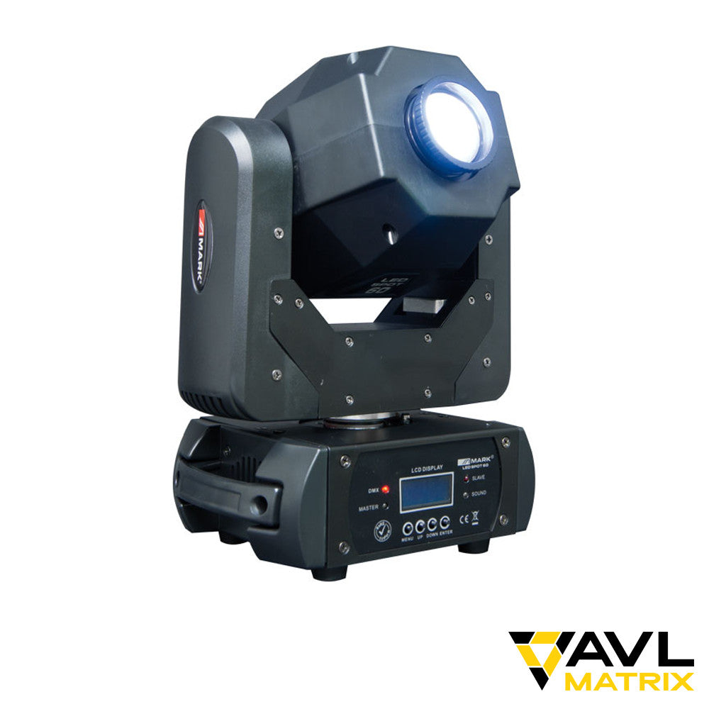 Mark LED Spot 60 - Moving Head