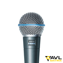 Load image into Gallery viewer, Shure Beta58A Vocal Microphone