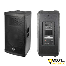 "Load image into Gallery viewer, Soundbarrier PK-115A - 1200W 15"" Active Loudspeaker"