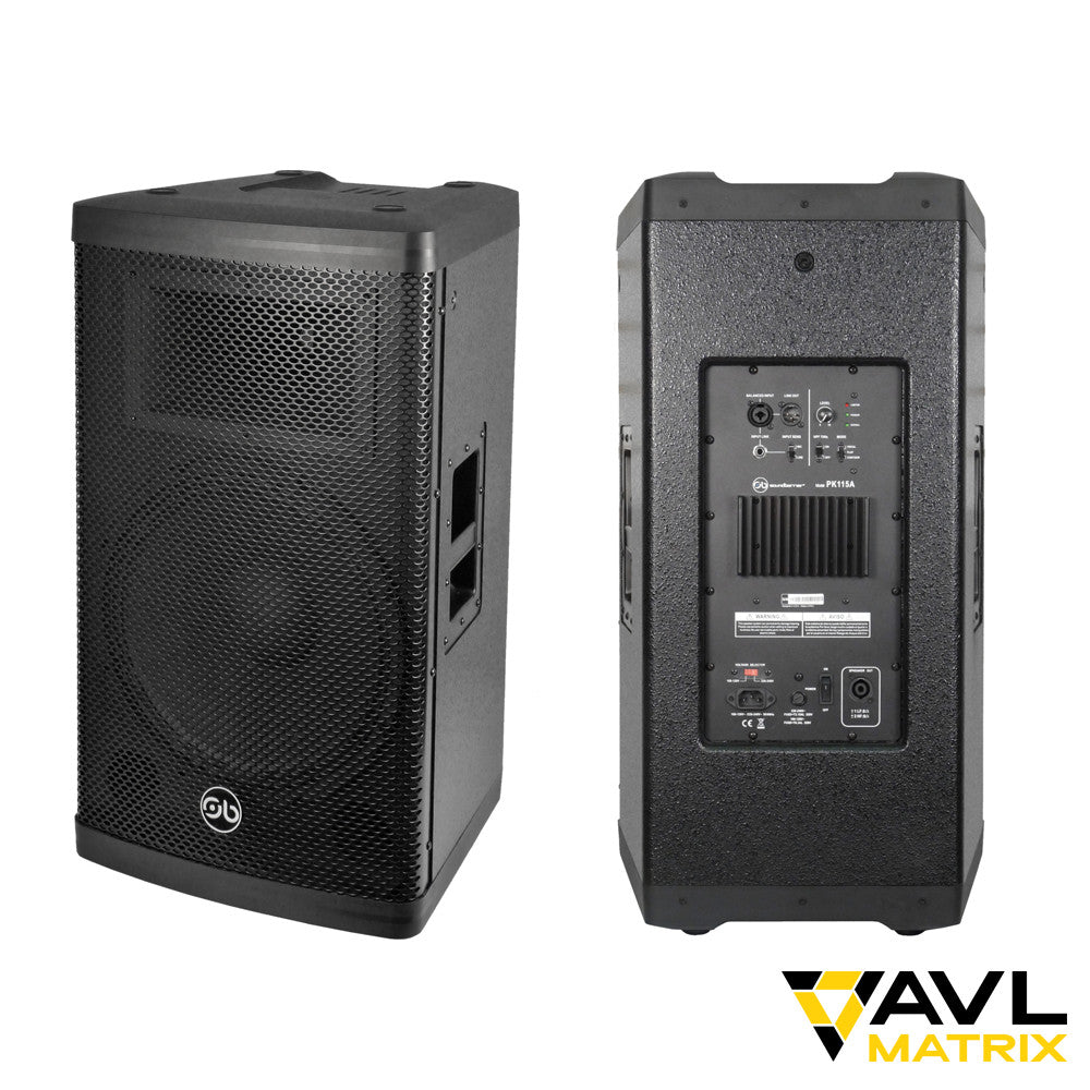 Soundbarrier PK-115A - 1200W 15