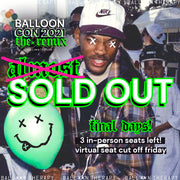 Balloon Con: 2021 Ticket