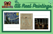 All Real Paintings Collection