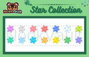 Star Fragment Collection
