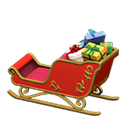Toy Day Sleigh