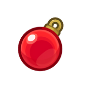 Red Ornament (30)