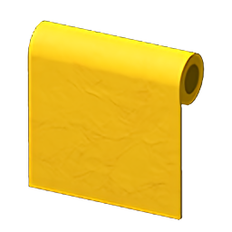 Yellow-Paint Wall