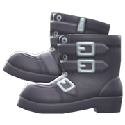 Visual-punk Boots