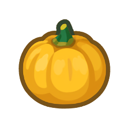 Yellow Pumpkin (10)