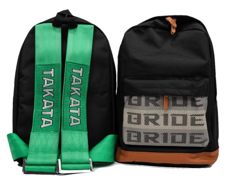 JDM RACING BACKPACK / TAKATA & BRIDE