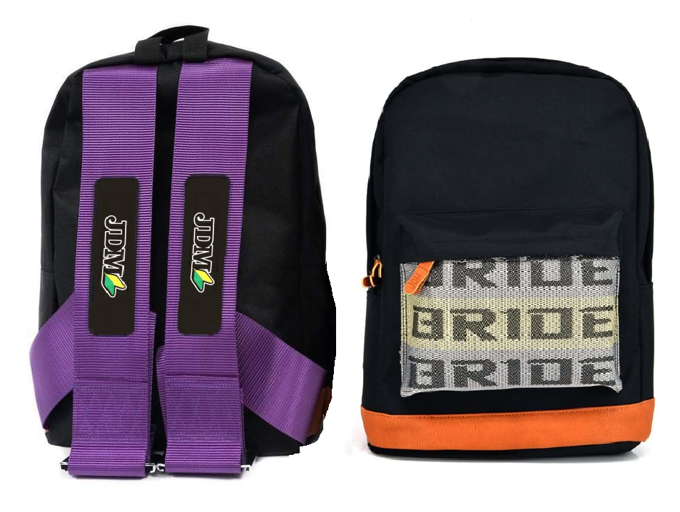 JDM RACING BACKPACK / JDM & BRIDE