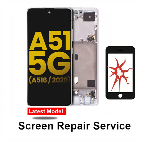 Samsung A51 5G Crack Screen
