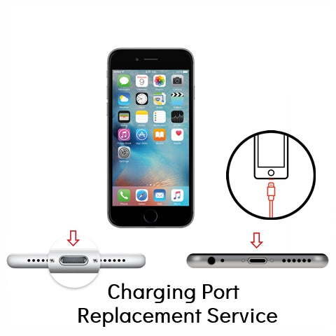 iPhone 6S Charging Port