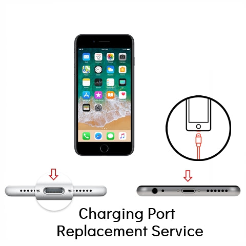 iPhone 7 Charging Port