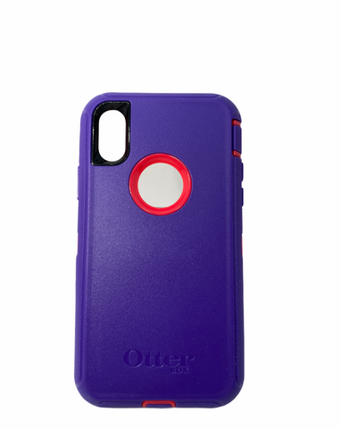 iPhone Defender Cases (Select Color and Model)