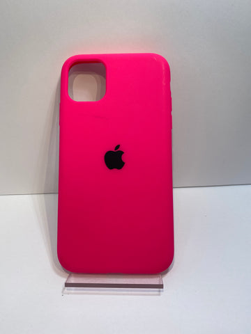 Sassy Hot Pink Silicone Case