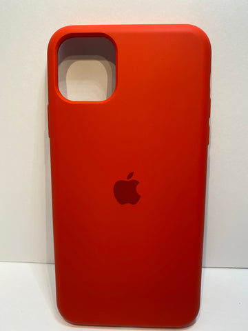 Candy Apple Red Silicone Case