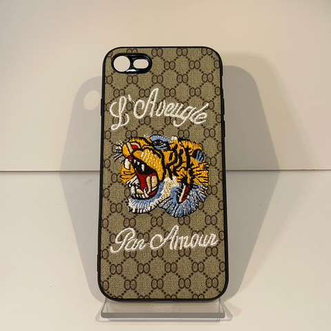 Luxury Tiger Case