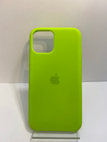 Green Apple Silicone Case