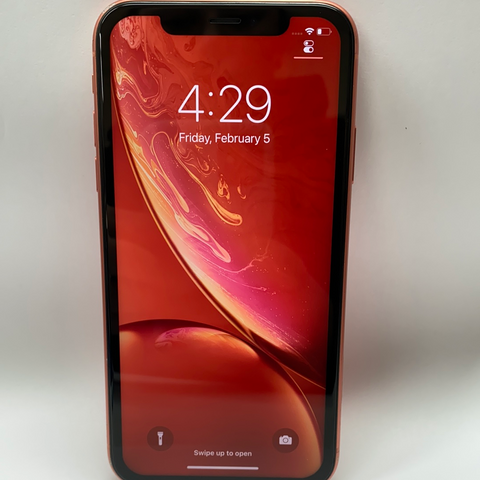iPhone XR 64GB - AT&T - Cricket