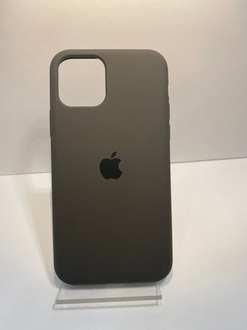 Space Grey Silicone Case