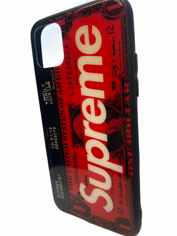 iPhone 11 luxury case money supreme