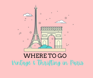Where to shop vintage and second-hand clothes in Paris?