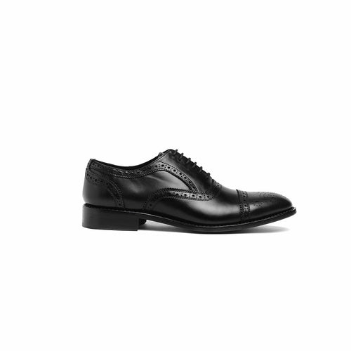 Ford Cap-Toe Quarter Brogue