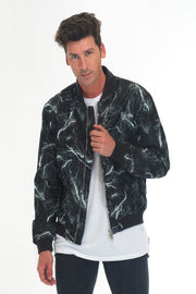 BOLT BOMBER JACKET - Lightning