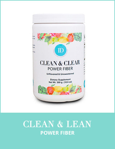 Clean & Clear Power Fiber