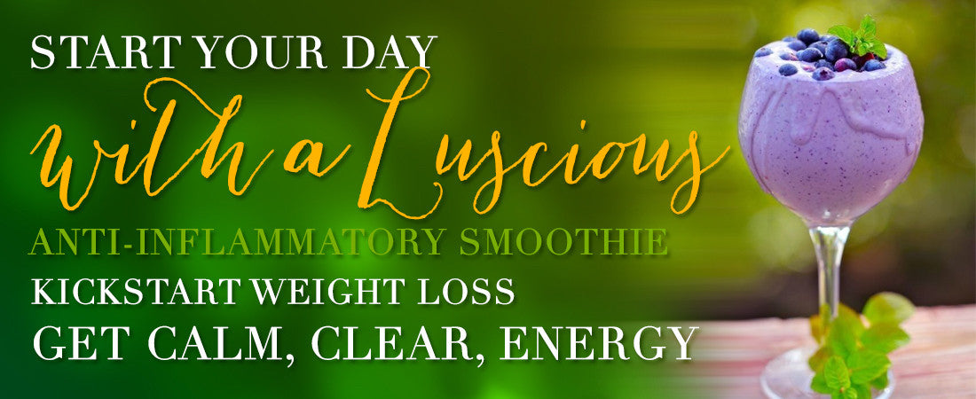 Get your Smoothie ON! Find out more!