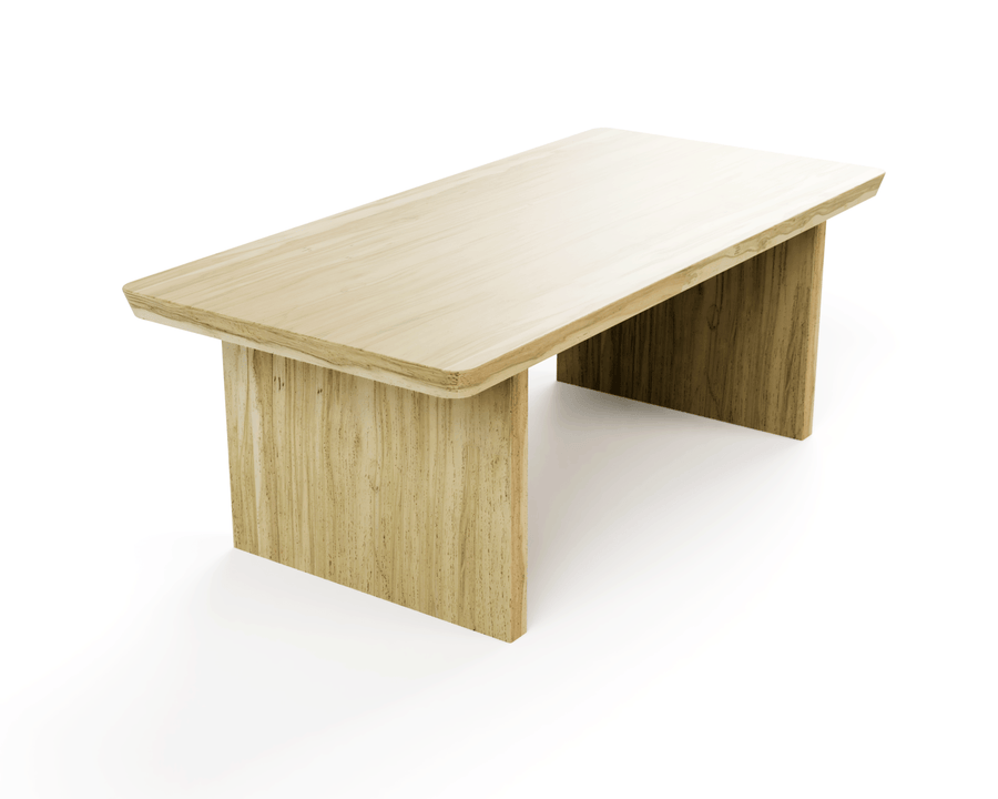 Ambrosia Maple - Modern Farmhouse Coffee Table - studiovestri