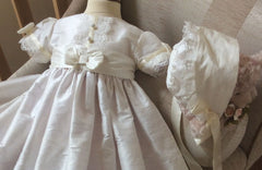 Girls Christening Gowns and Dresses.