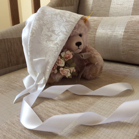 The Charles Christening Bonnet