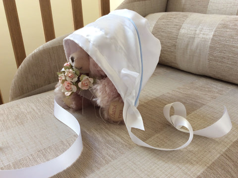 The Peter Christening Bonnet