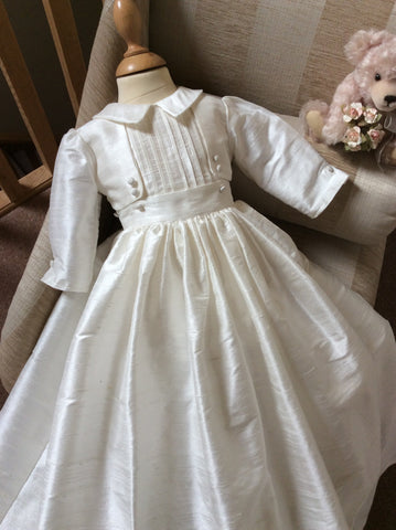 Milan convertible Christening gown