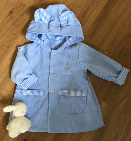 Peter Rabbit hooded Coat Jacket