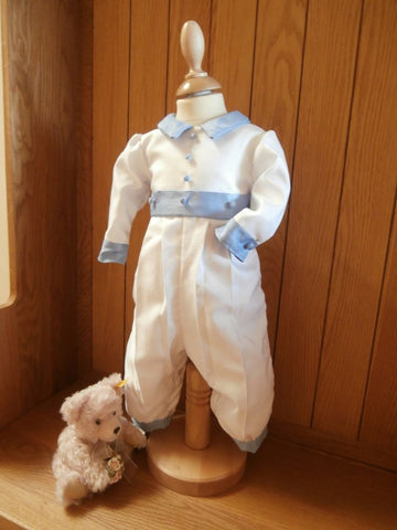 The Edward boys christening outfit.