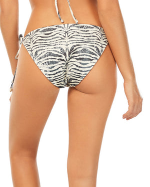 ZEBRA TIE SIDE AMERICAN FIT BOTTOM