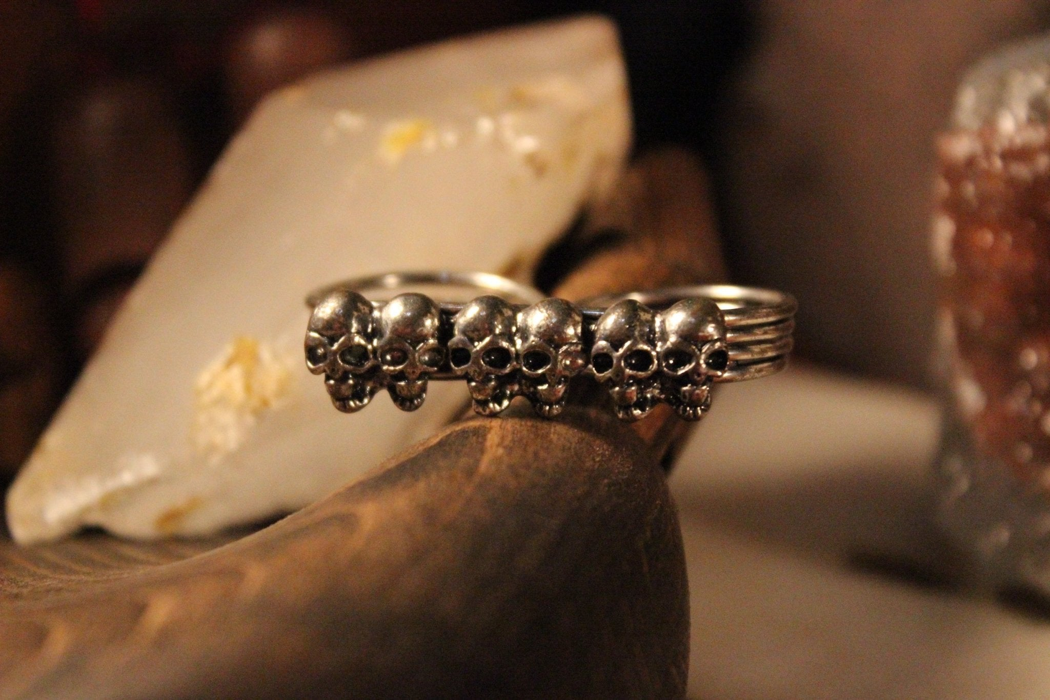 Mother's Mother Ring Grandfather - We Love Brass