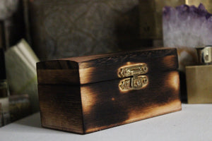 Nile Treasure Box - Golden Treasure Box