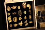 Load image into Gallery viewer, Oi Ju - Romeo y Julieta Treasure Box - Golden Treasure Box