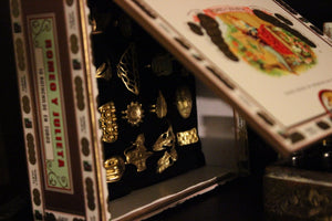 Oi Ju - Romeo y Julieta Treasure Box - Golden Treasure Box