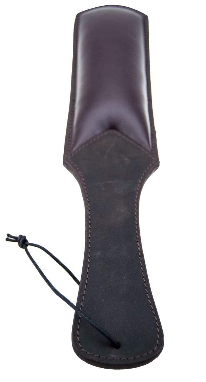 Bound Paddles BOUND Nubuck Erotic Leather Padded Paddle