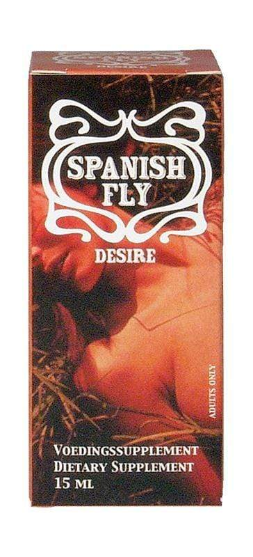 Cobeco Clearance Aphrodisiac Drops Spanish Fly Desire for Sexual Stimulation 15ml